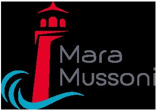 Mara Mussoni, L'esperienza di vita al servizio del lavoro logo